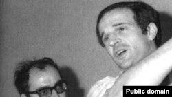 Франсуа Трюффо и Жан Люк Годар