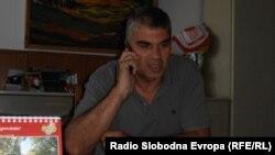 Бранислав Јовановски, директор на Спортската сала во Куманово.