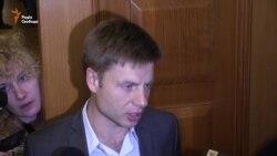 Якщо парламент не проголосує, треба йти на вибори – Гончаренко