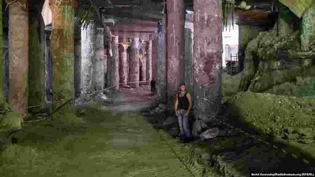 Дослідивши верхні шари ґрунту, археологи заглибилися під землю на 5-10 метрів і планують йти далі. У деяких місцях спеціалісти майже дісталися рівня Дніпра
