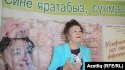 Дилә Булгакова иҗат кичәсендә