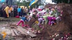 У Києві вшанували пам'ять Василя Стуса