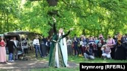 Свято Хидирлез, Київ, 10 травня 2015 року