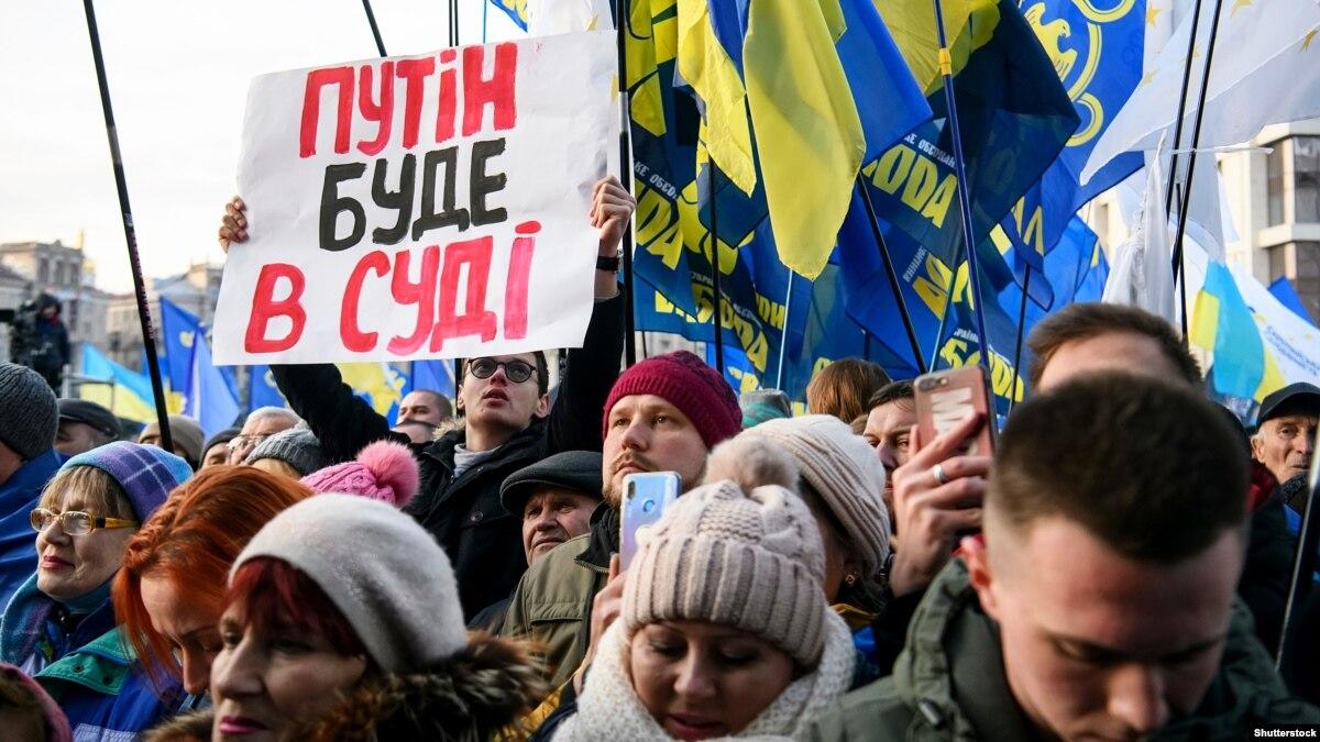 Виктор Каспрук: Путин меняет конституцию России, потому что чувствует нарастание опасности
