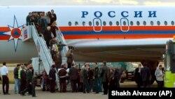 Первоначально Тбилиси требовал от Москвы более 70 миллионов евро компенсации за нарушение прав 4 634 грузинских граждан при депортации