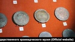 """Экспозиция музея """"Сузун-Завод. Монетный двор"""""""