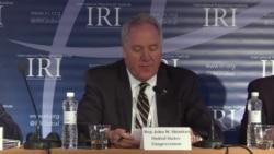 Українські вибори відбулися чесно і є «контрастом» із російськими – конгресмен Шимкус (відео)
