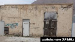 Электрическая подстанция, Туркменистан (архивное фото)
