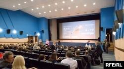 Открытие фестиваля кино стран Европейского союза в Томске