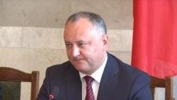 Մոլդովայի նախագահը Մերձդնեստրի խնդրի վերջնական լուծում է ակնկալում 2019-20 թվականներին