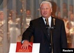 Fostul președinte al Federației Ruse, Boris Elțîn