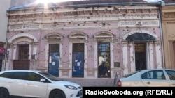 Сліди бойових дій у хорватському Вуковарі