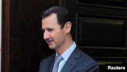 Presidenti sirian, Bashar al-Assad.