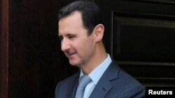 Presidenti sirian, Bashar al-Assad