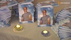 Мати загиблого бійця видала збірку віршів сина посмертно