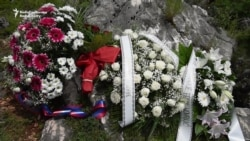 Bosnia's Izetbegovic Honors Serb Victims Of Atrocities