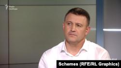 Вадим Мельник був керівником слідчих органів податкової міліції в часи президента Януковича