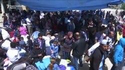 Бегалци од Сирија се враќаат во нивната земја
