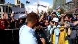 Profil: Aleksej Navaljni, dobitnik nagrade Saharov
