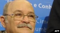 Nicaragua -- Former foreign minister Miguel D'Escoto, 01Dec2009