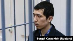 Предполагаемый организатор теракта в Петербурге Аброр Азимов.