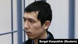 Аброр Азимов.