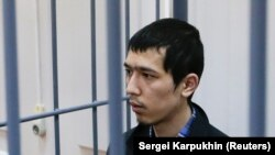 Abror Azimov is one of two brothers accused of involvement in a deadly subway bombing in St. Petersburg that killed 16 people, including the bomber.