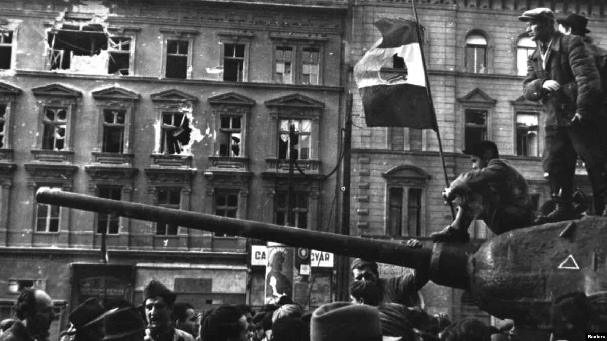 Революция 1989 года изменила отношение в Венгрии к восстанию 1956 года