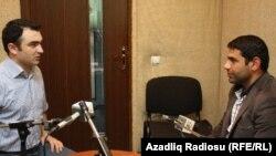 Cavid Zeynallı və Fərid Hüseyn