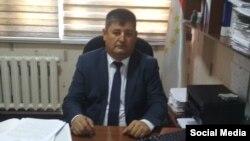 Носирхон Сафарзода додраси Додгоҳи иқтисодии вилояти Хатлон буд