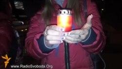 У Харкові вшанували пам'ять загиблих на ювелірній фабриці