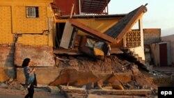 Наслідки землетрусу, що стався в Чилі у квітні 2014 року (архівне фото)