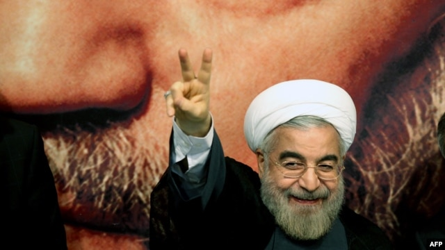 Iran's self-styled moderate President Hassan Rohani's first term is due to end next year, and this month's parliamentary vote is widely seen as a test of his support ahead of a possible bid for reelection.
