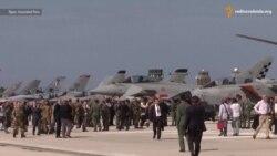 НАТО розпочинає найбільші військові навчання за останнє 10-річчя (відео)