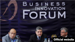 Armenia -- Digital Business Forum in Dilijan, 29Nov2013