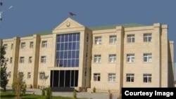 Здание Гарадагской районной исполнительной власти