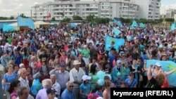 The political campaign to marginalize and intimidate the Crimean Tatars extends to the underworld as well.