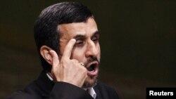 Eýranyň prezidenti Mahmud Ahmadinejad