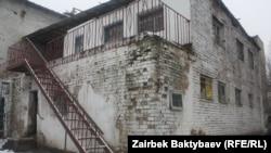 Бишкектеги 47-түрмө.