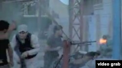 قوات أمن عراقية في إشتباك مع مسلحين في الرمادي