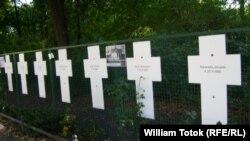 În amintirea victimelor de la Berlin