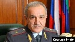 Daghestani Interior Minister Abdurashid Magomedov