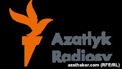 Azatlyk Radiosynyň resmi belgisi