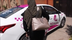 She's Gotta Drive It: Emirati Money Funds Female-Only Taxi Service In Chechnya