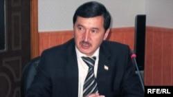 Саидаҳмад Шарофиддинов