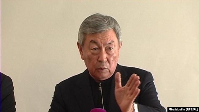 Нуртай Абыкаев, бывший председатель КНБ Казахстана.