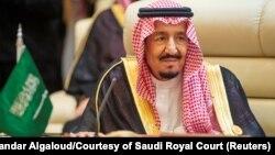 Король Саудівської Аравії Салман, архівне фото, 2019 рік