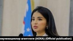 Uzbekistan - Saida Mirziyoyeva