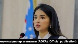 Саида Мирзиёева.