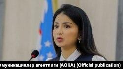 Саида Мирзияева.